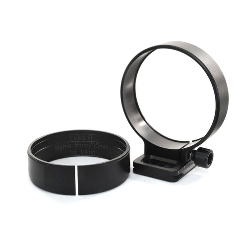 RING - NODAL NINJA Lens Ring For Sigma 8mm Or 15mm For Nikon Or Pentax