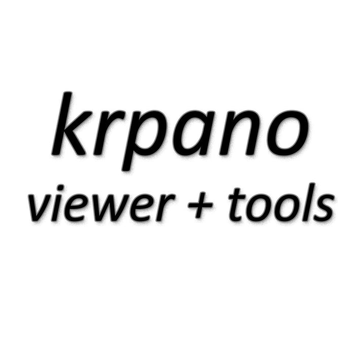 KRPANO Viewer and Tools for converting and exporting virtual tours for the web Software krpano
