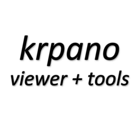 Software - KRPANO Viewer And Tools For Converting And Exporting Virtual Tours For The Web