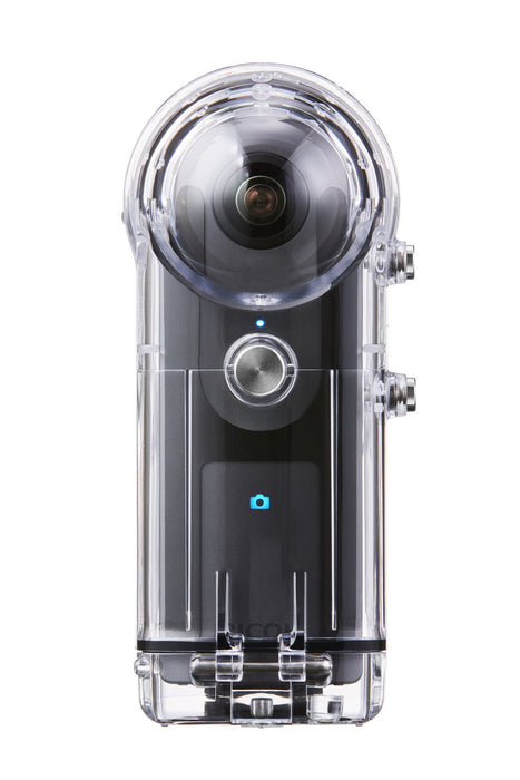 Ricoh Theta Underwater Housing TW-1 JIS Class 8 360 Degree for Theta V, SC a S Cameras 360 Panoramic Cameras - Accessories - Bags Ricoh