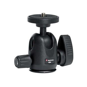 Tripod Heads - Manfrotto 494 Tripod Ball Head MINI