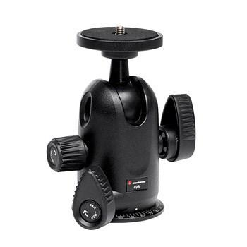 Tripod Heads - Manfrotto 498 Tripod Ball Head MIDI