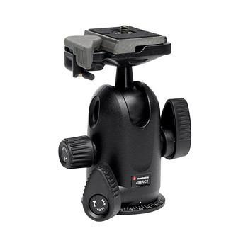 Tripod Heads - Manfrotto 498RC2 Ball Head MIDI With Quick Release Plate