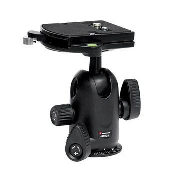 Manfrotto 498RC4 tripod ball head with removable plate Tripod Heads Manfrotto