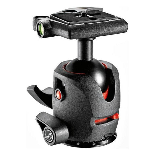 Manfrotto MH 054M0-Q2, tripod ball head with RC2 removable plate Tripod Heads Manfrotto