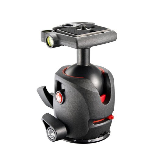 Tripod Heads - Manfrotto MH 055M0-Q2, Ball Head With Q2 Plate