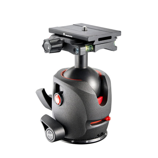 Manfrotto MH 055M0-Q6, tripod ball head with Q6 plate Tripod Heads Manfrotto