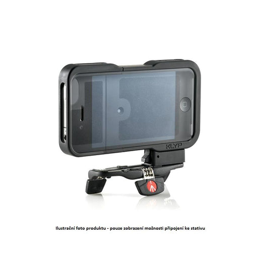 Manfrotto MCKLYP0 tripod mount for iPhone 4/4S Tripod Manfrotto