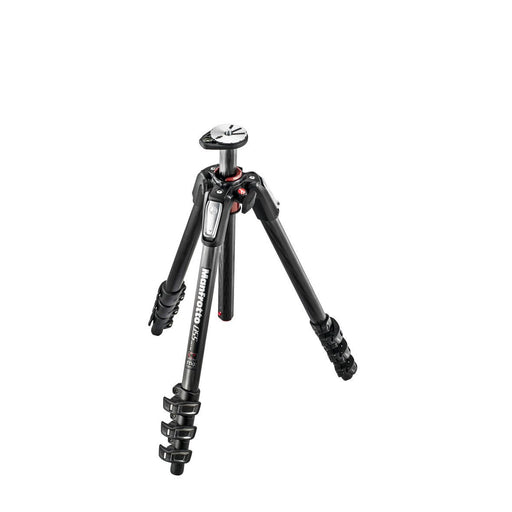 Manfrotto MT 055CXPRO4, carbon 4-section horizontal column tripod Tripods Manfrotto