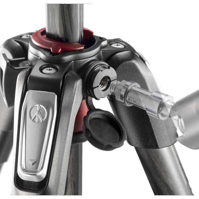 Manfrotto MT 190CXPRO4, carbon 4-section horizontal column tripod Tripods Manfrotto