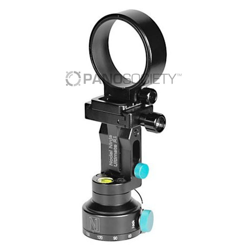 Nodal Ninja R1 Adjustable Tilt + Rotator RD10 SP + Lens Ring Panoramic Heads Nodal Ninja