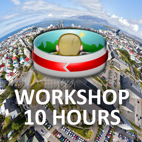 "Workshops - Two-Day Private Panoramic Photography And Virtual Tour Workshop (10 Hours): ""I Want To Try It, Practice And Know All The Details"""