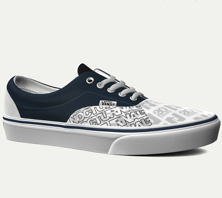 Help support the shop with a Custom Vans Era!