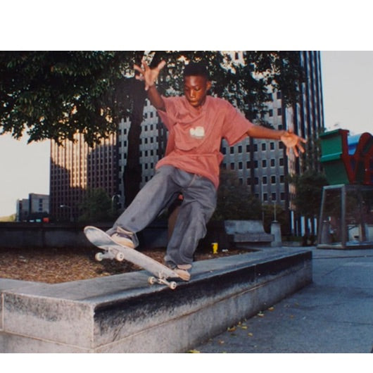 DC Video Stevie Williams-   Philadelphia Golden Era