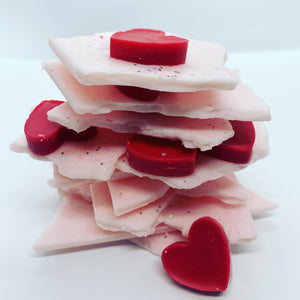 Loveheart Wax Brittle
