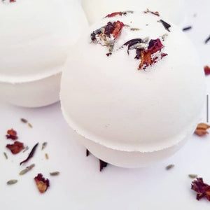 French Earl Grey Bath Bomb