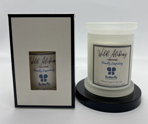 Butterfly Foundation Candle