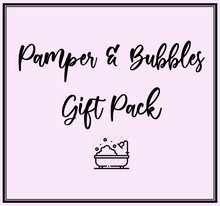 Load image into Gallery viewer, Pamper & Bubbles Gift Pack