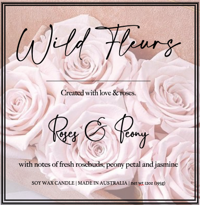 Wild Fleurs Reed Diffuser