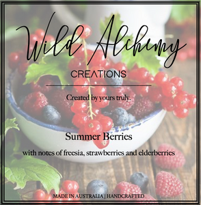 Summer Berries Reed Diffuser