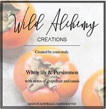 Load image into Gallery viewer, White lily & Persimmon