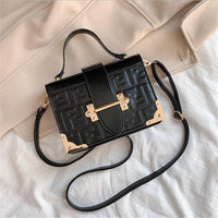 Fashion Letter Women's Shoulder Bag