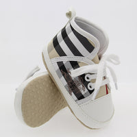 New PU leather Baby Girls Kids First Walkers Classic Sports