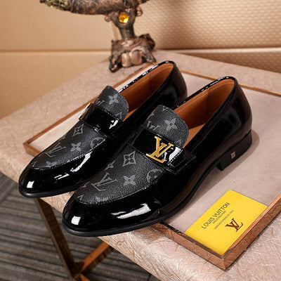 Luxury Monte Carlo Designer Dress Shoes