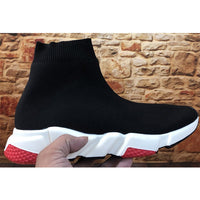 Kids Fashion Ankle Boots Speed Stretch Mesh