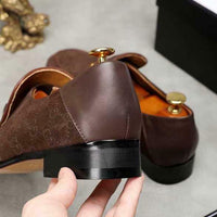 Fashion Designers New Brand Men Luxury Casual Shoes