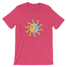Load image into Gallery viewer, SUN AND MOON Short-Sleeve Unisex T-Shirt