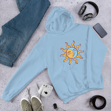 Load image into Gallery viewer, SUN AND MOON Unisex Hoodie