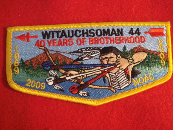 44 S44 Witauchsoman Home of 2009 NE Region Chief