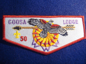 50 S2 Coosa Gmy Border of Arrow Charter Member