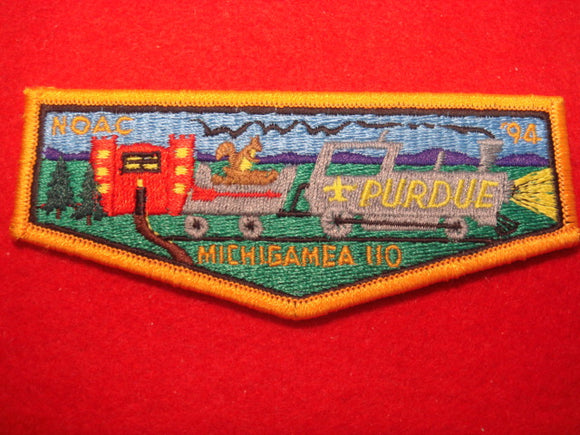 110 S19 Michigamea NOAC 1994