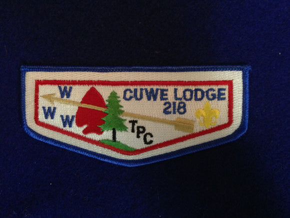 218 S32 Cuwe 1999 Issue, Lodge Exec Board Issue