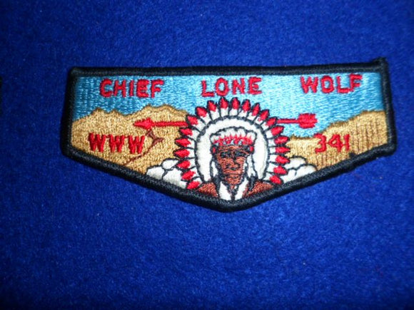 341 S1a Chief Lone Wolf