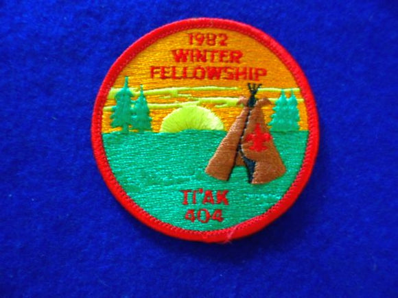 404 eR1982-1 Ti'Ak, Winter Fellowship