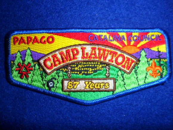 494 S? Papago Camp Lawton 87 years, 2008 Issue.