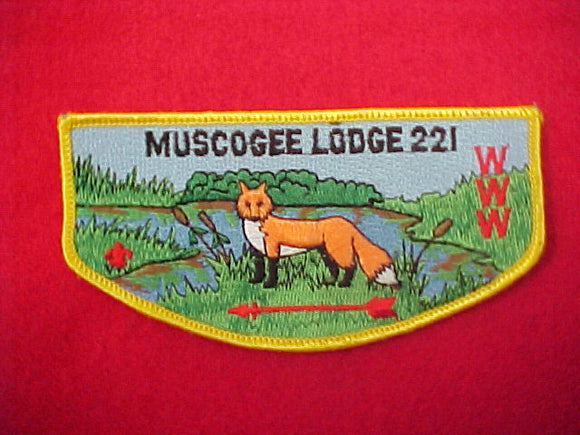 221 S12a Muscogee