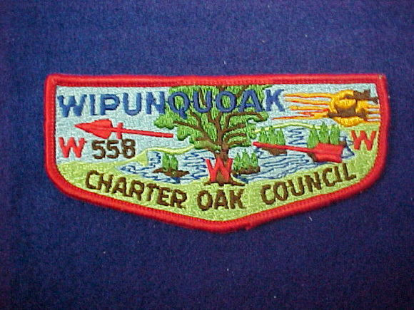 558 S1a Wipunquoak merged 1973 first flap