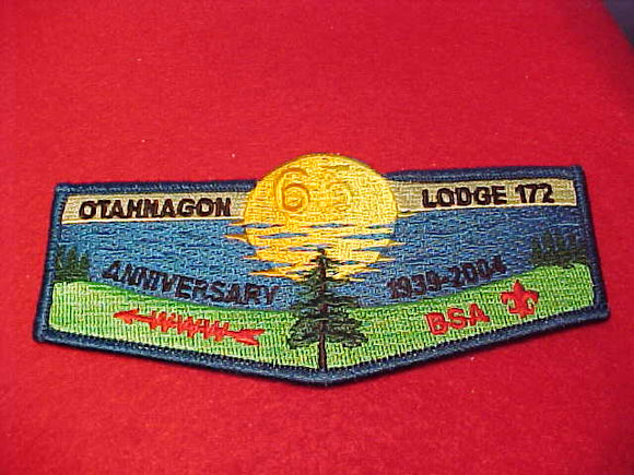 172 S17 Otahnagon, 65th Anniv., 1939-2004
