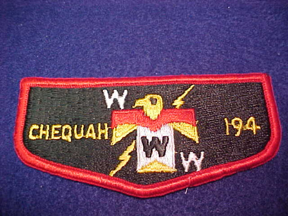 194 S3a Chaquah, merged 1974