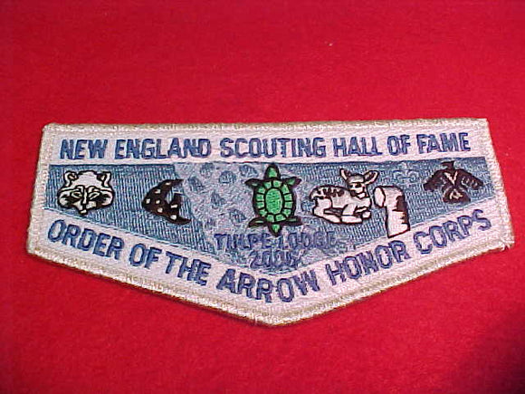 245 S31 Tulpe, New England Scouting Hall of Fame, OA Honor Corps