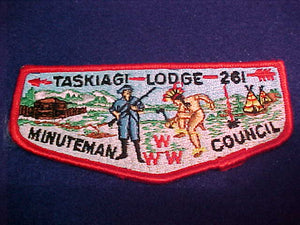 261 S2 Taskiagi, Minutaman Council