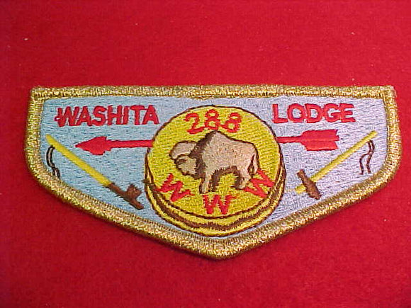 288 S18 Washita, 50th Anniv., 1946-1996