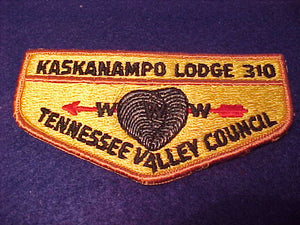 310 S2 Kaskanampo, Tennessee Valley Council