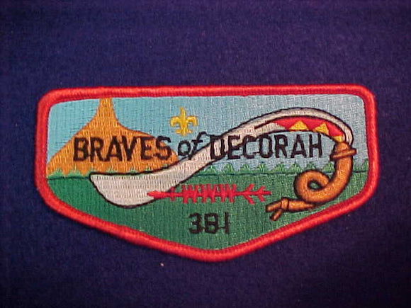 381 S9 Braves of Decorah