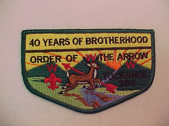 386 S8 Tuckahoe, 40 Years of Brotherhood