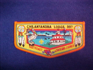 397 S62 Chilantakoba, Southeast Louisiana, Brotherhood